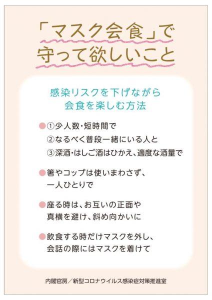 04_【セット版】「マスク会食」で守って欲しいことのサムネイル